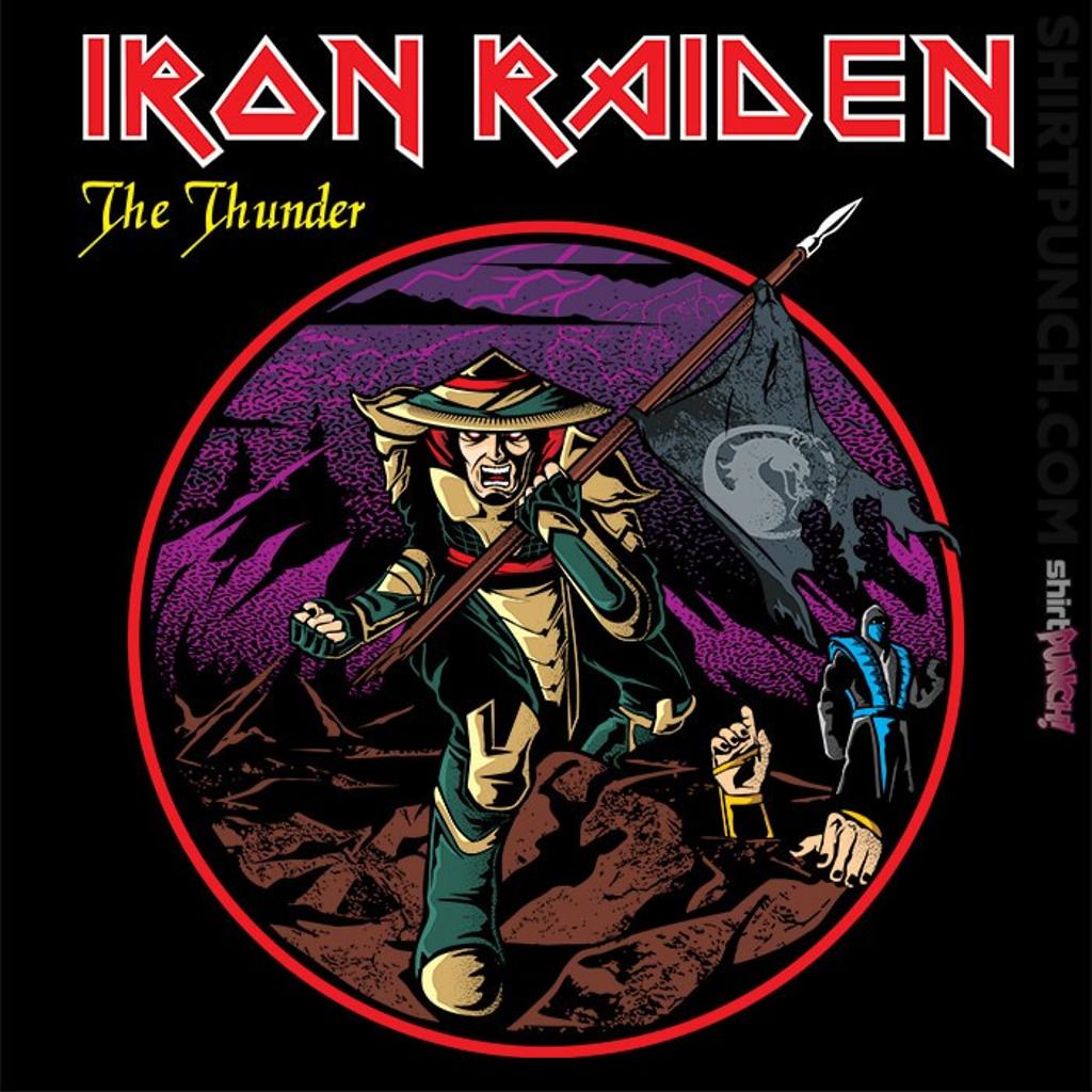 ShirtPunch: The Thunder