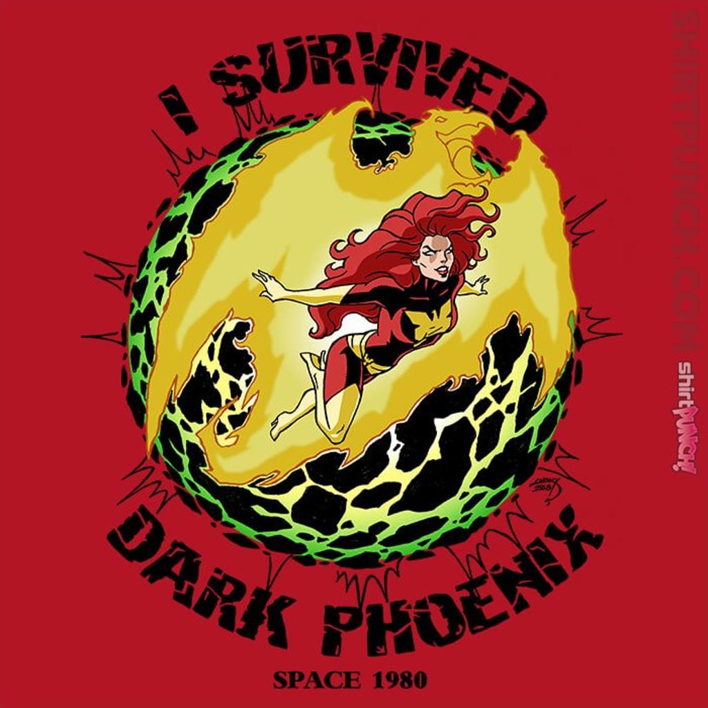 ShirtPunch: I Survived Dark Phoenix