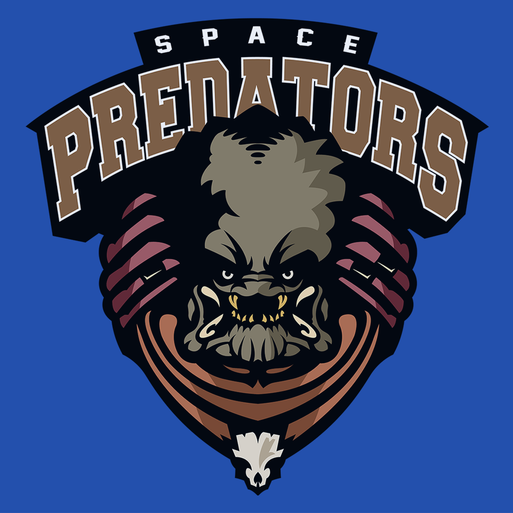 Pop-Up Tee: Space Predators