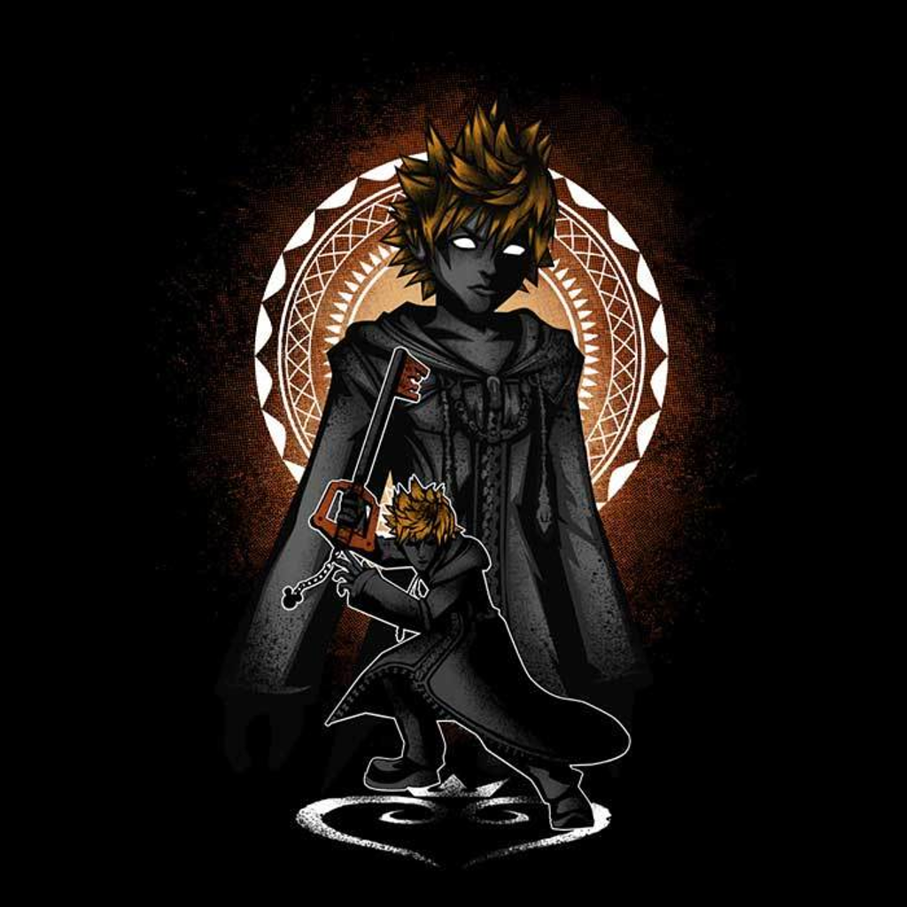 Once Upon a Tee: Attack of Roxas