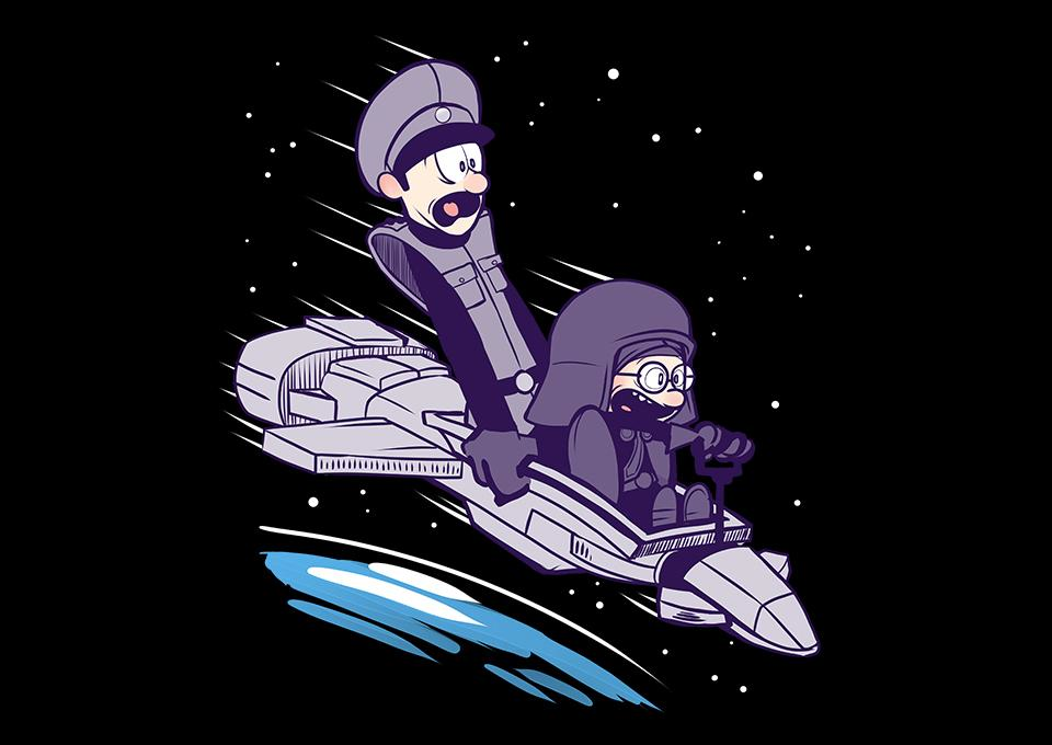 TeeFury: You Better Buckle Up