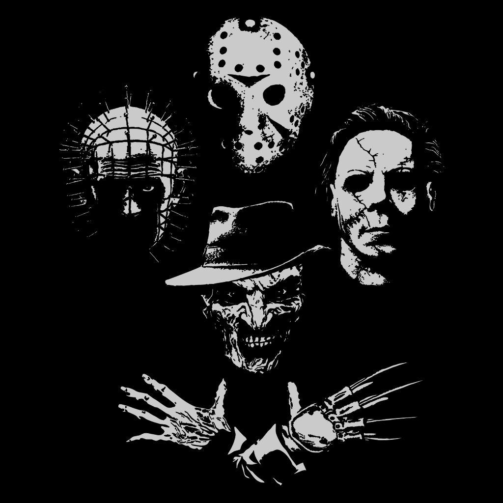 Pop-Up Tee: Horror Rhapsody