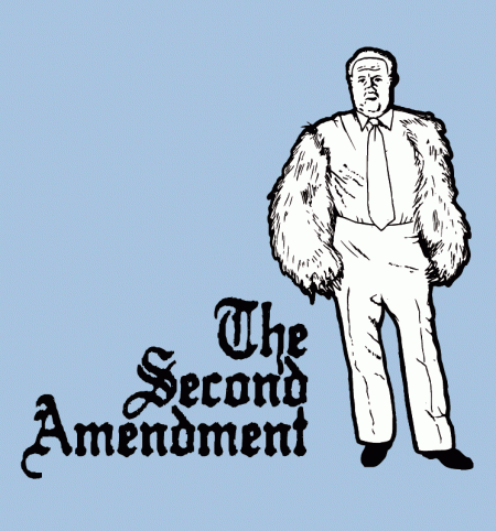 BustedTees: Second Amendment