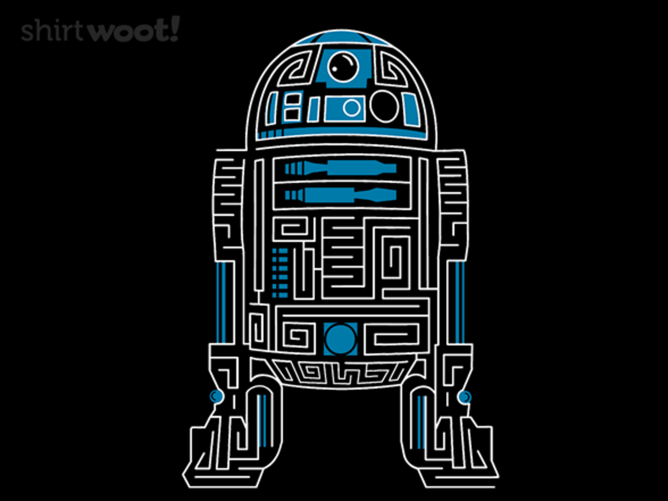 Woot!: R2D2 is Amazing