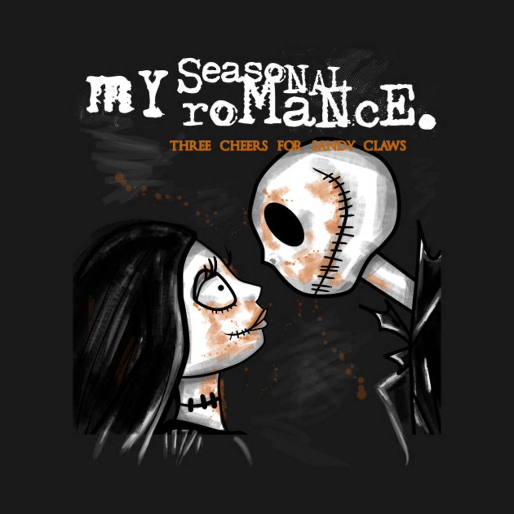 TeePublic: My Seasonal Romance