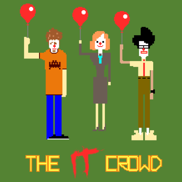 "NeatoShop: The ""IT"" Crowd"