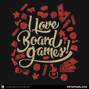Ript: I Love Board Games