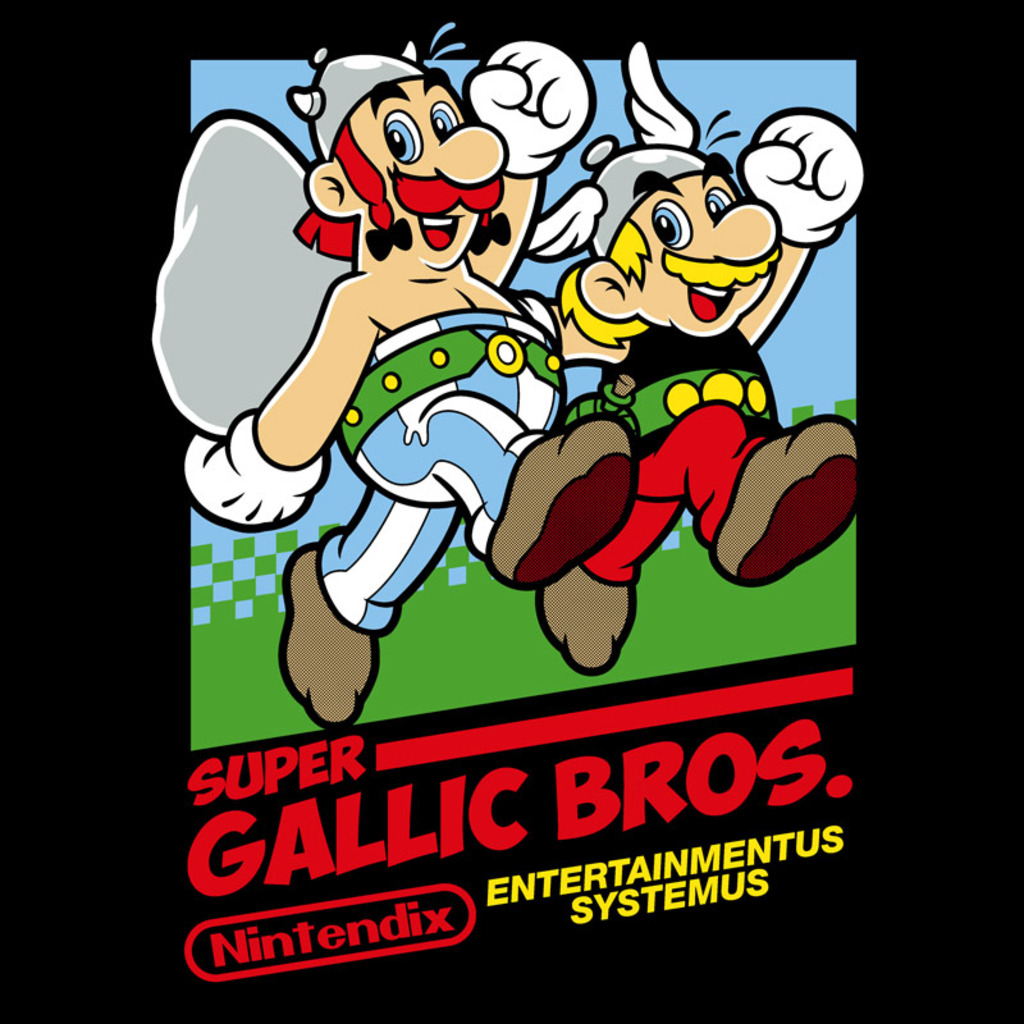 Pampling: Super Gallic Bros