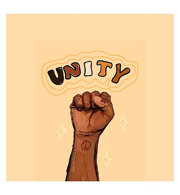 RedBubble: Unity Fist