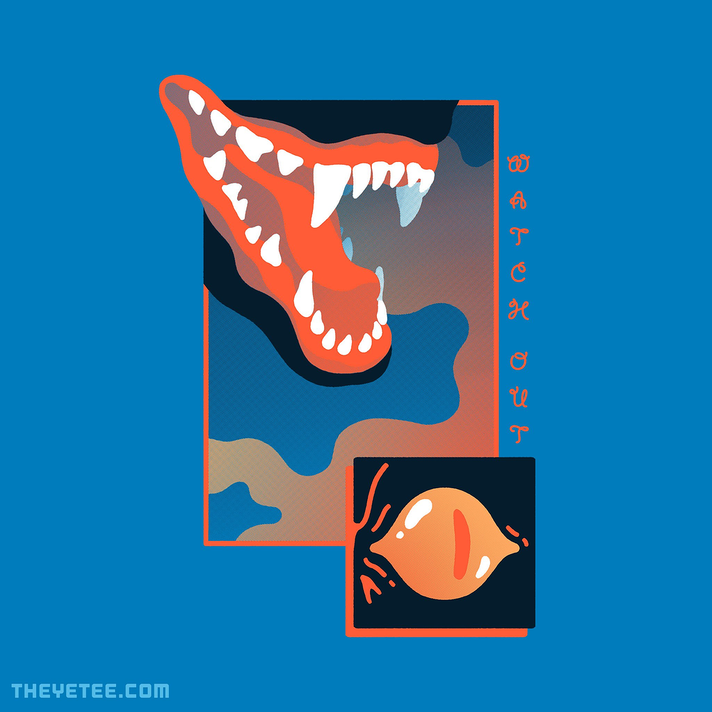 The Yetee: W A T C H O U T