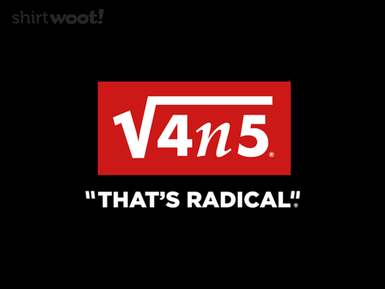 Woot!: Radical