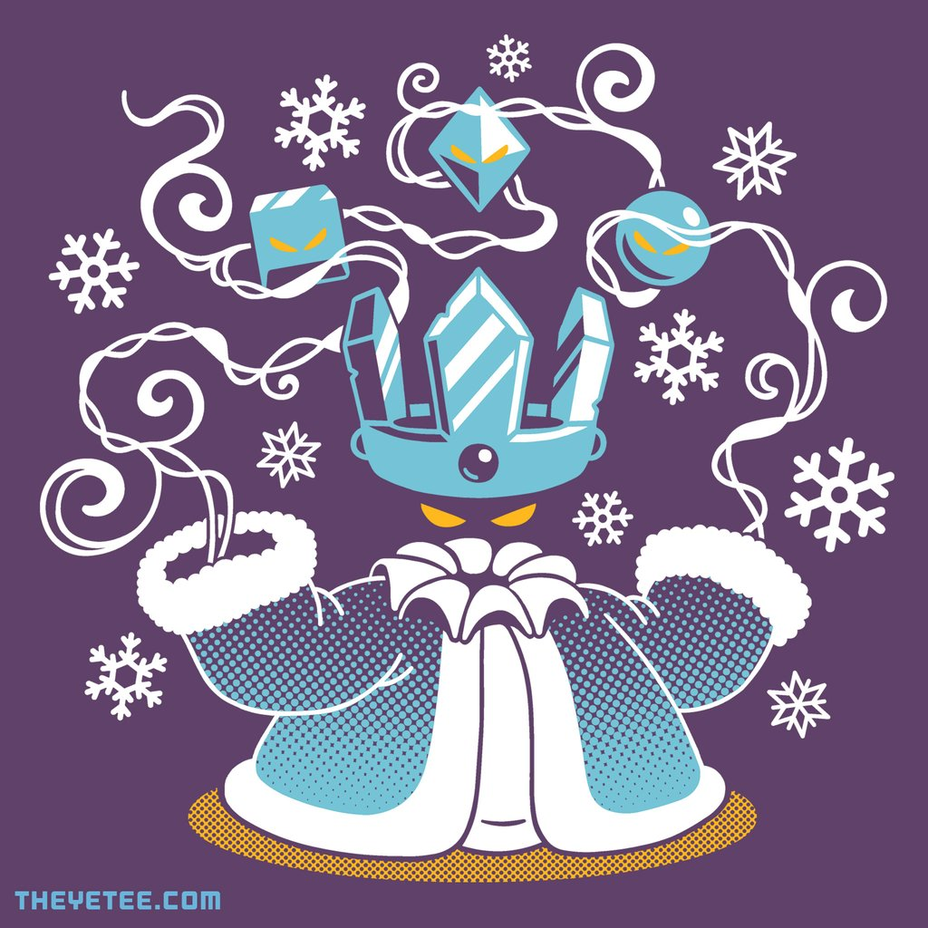 The Yetee: FREEZE