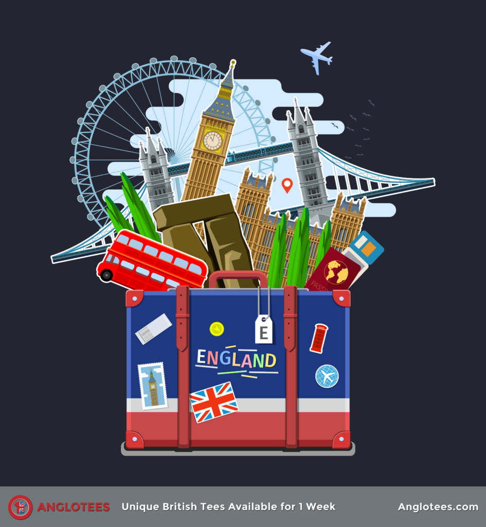 Anglotees: Pack Your Bags!