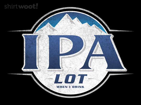 Woot!: IPA Lot