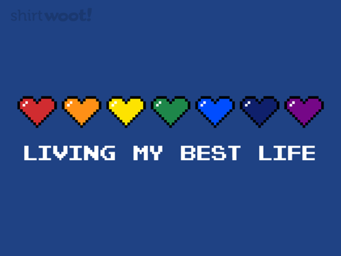 Woot!: My Best Life - $15.00 + Free shipping