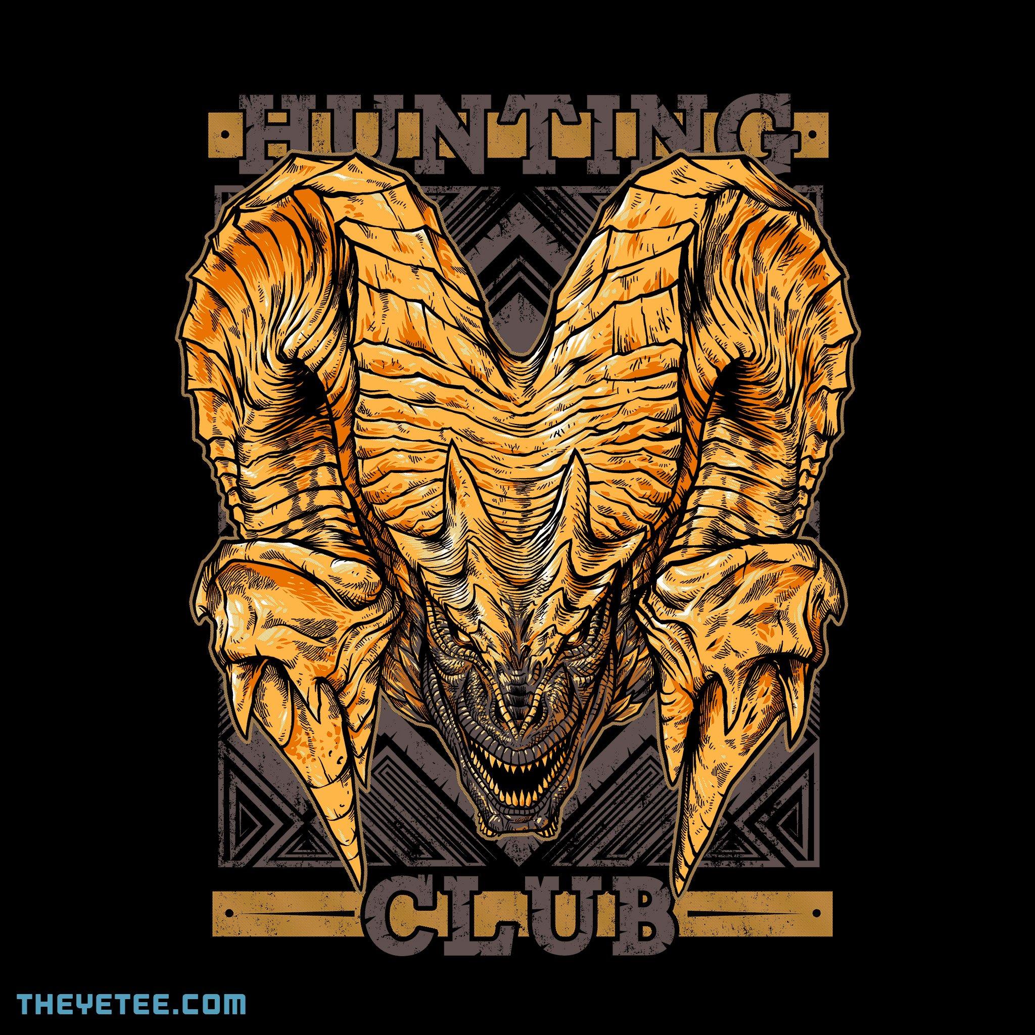 The Yetee: Hunting Club: Kulve