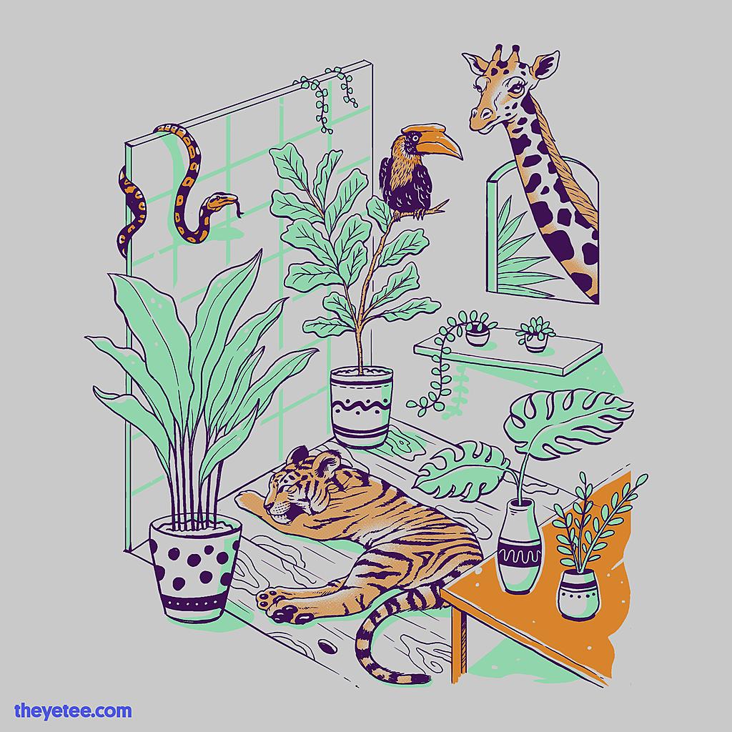 The Yetee: Urban Jungle