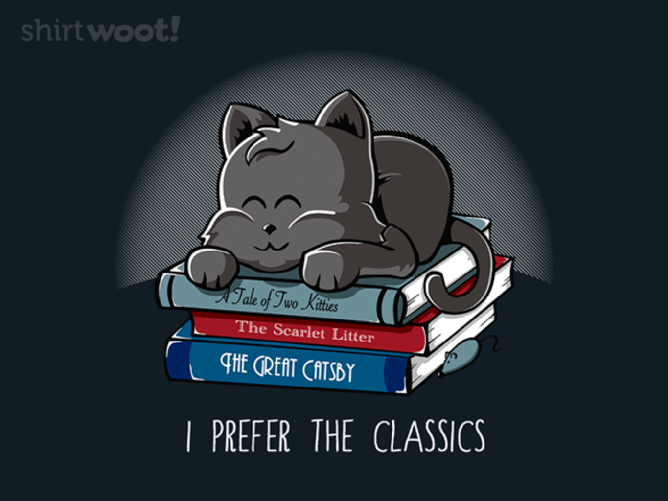 Woot!: Kitty Litterature