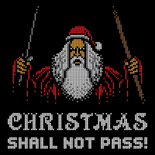 NeatoShop: Christmas Shall Not Pass!