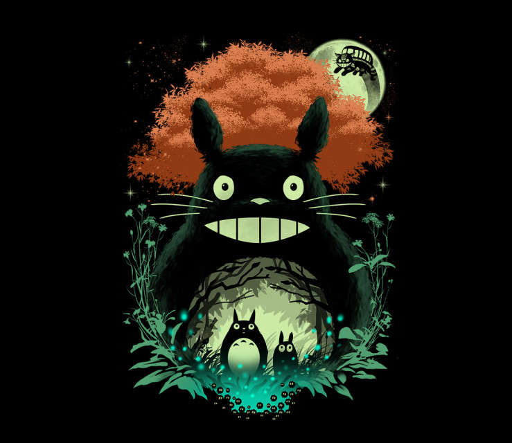 TeeFury: The Neighbors