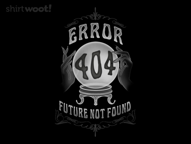 Woot!: No Future