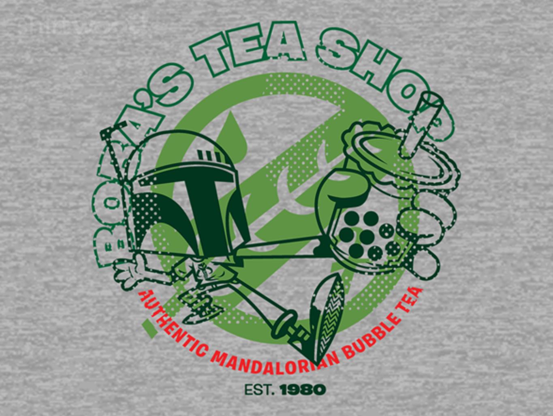 Woot!: Boba's Tea Shop