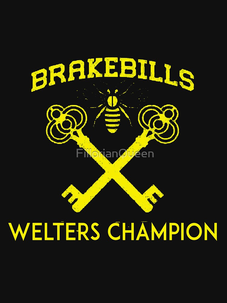 RedBubble: Welters Champion!