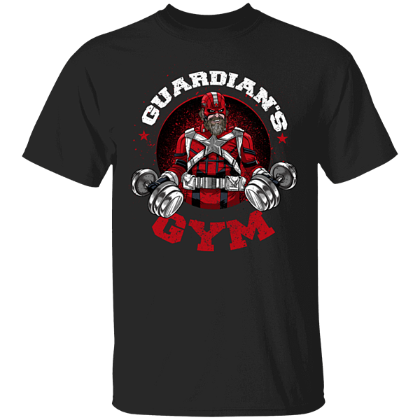 Pop-Up Tee: Black Widow Guardian Rojo