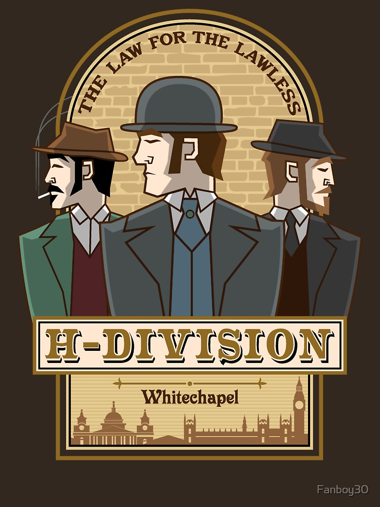 RedBubble: H-Division