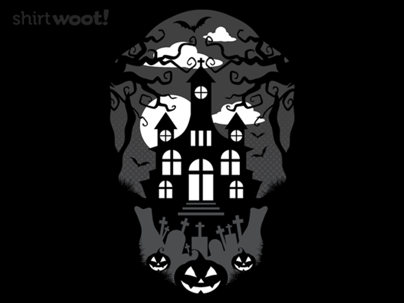 Woot!: Spooky House