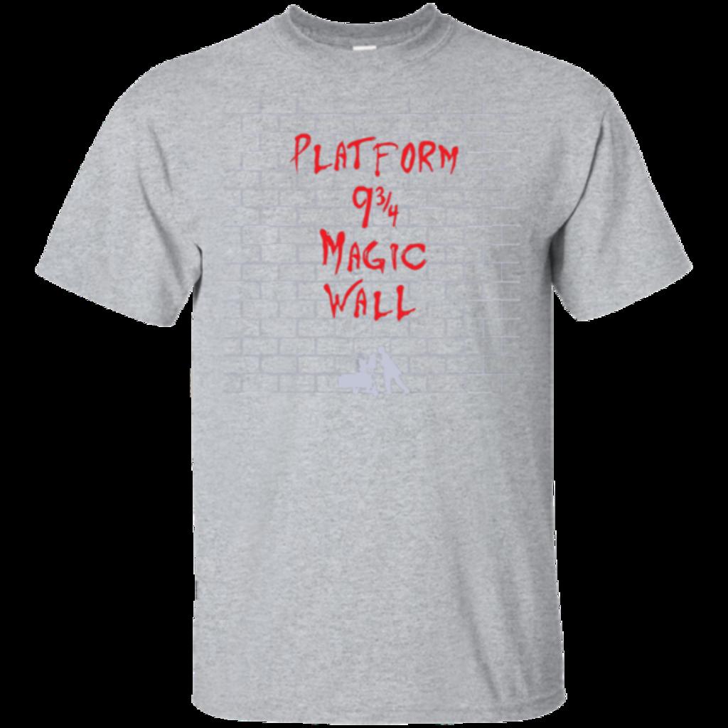 Pop-Up Tee: Magic Wall