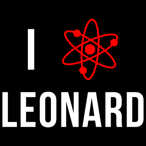 NeatoShop: I heart Leonard