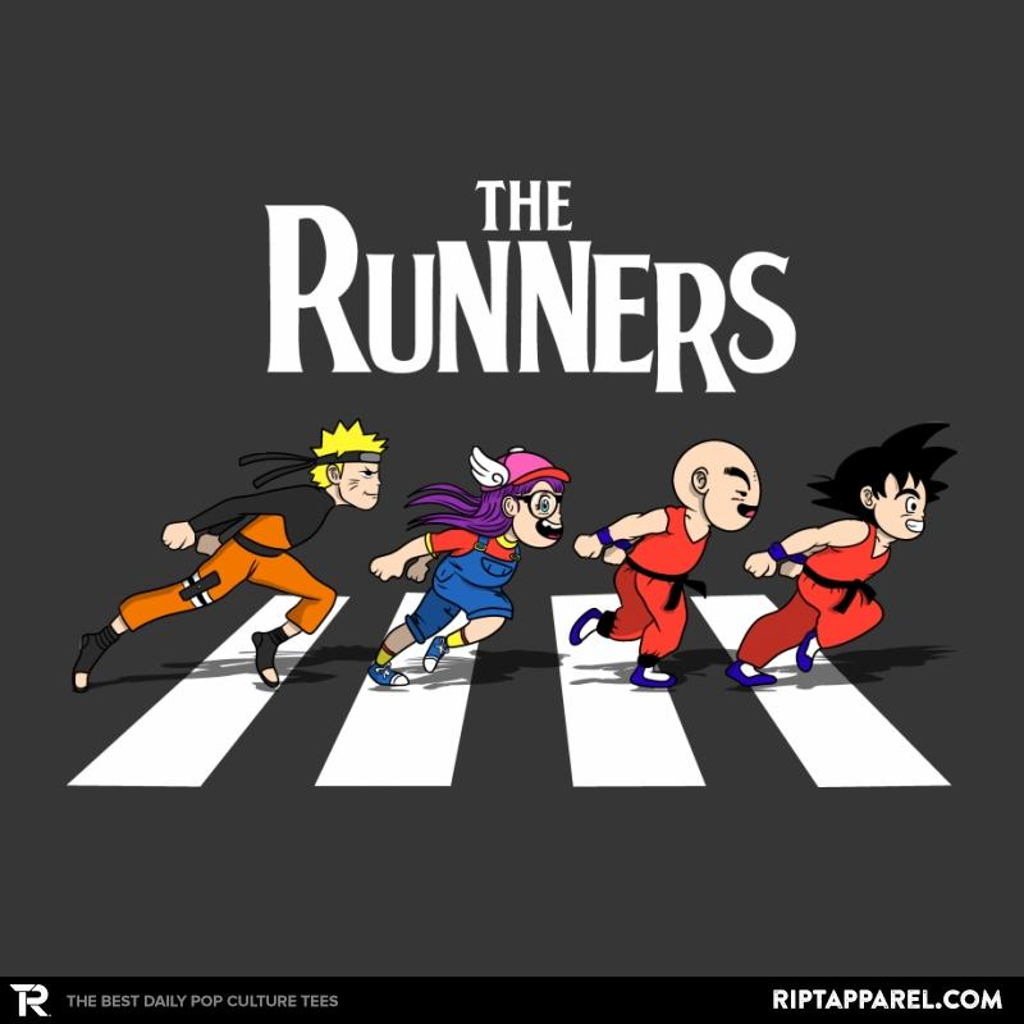 Ript: The Runners