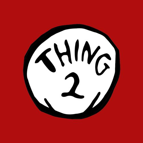 Five Finger Tees: Thing 2 T-Shirt