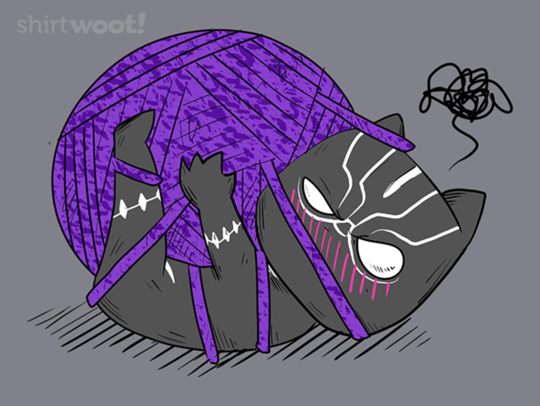 Woot!: Black Kitty