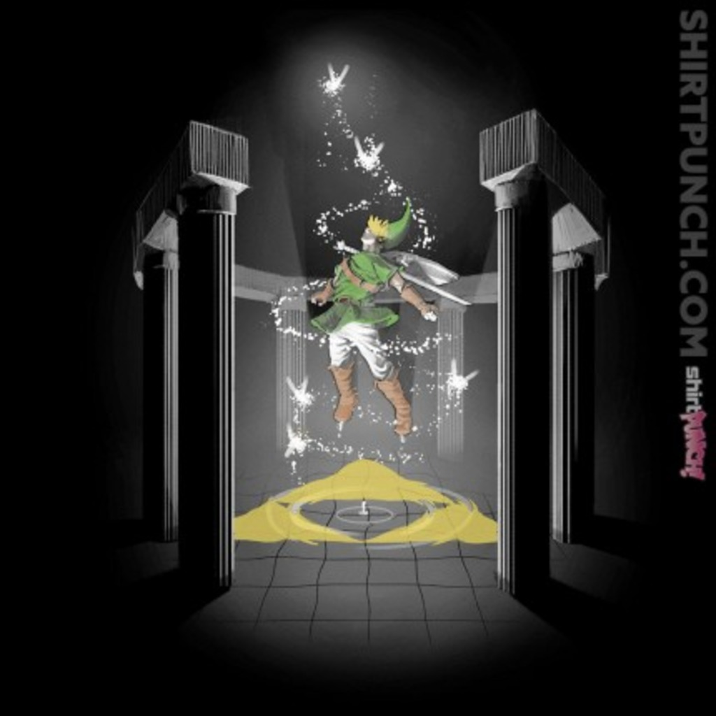 ShirtPunch: Link's Recovery