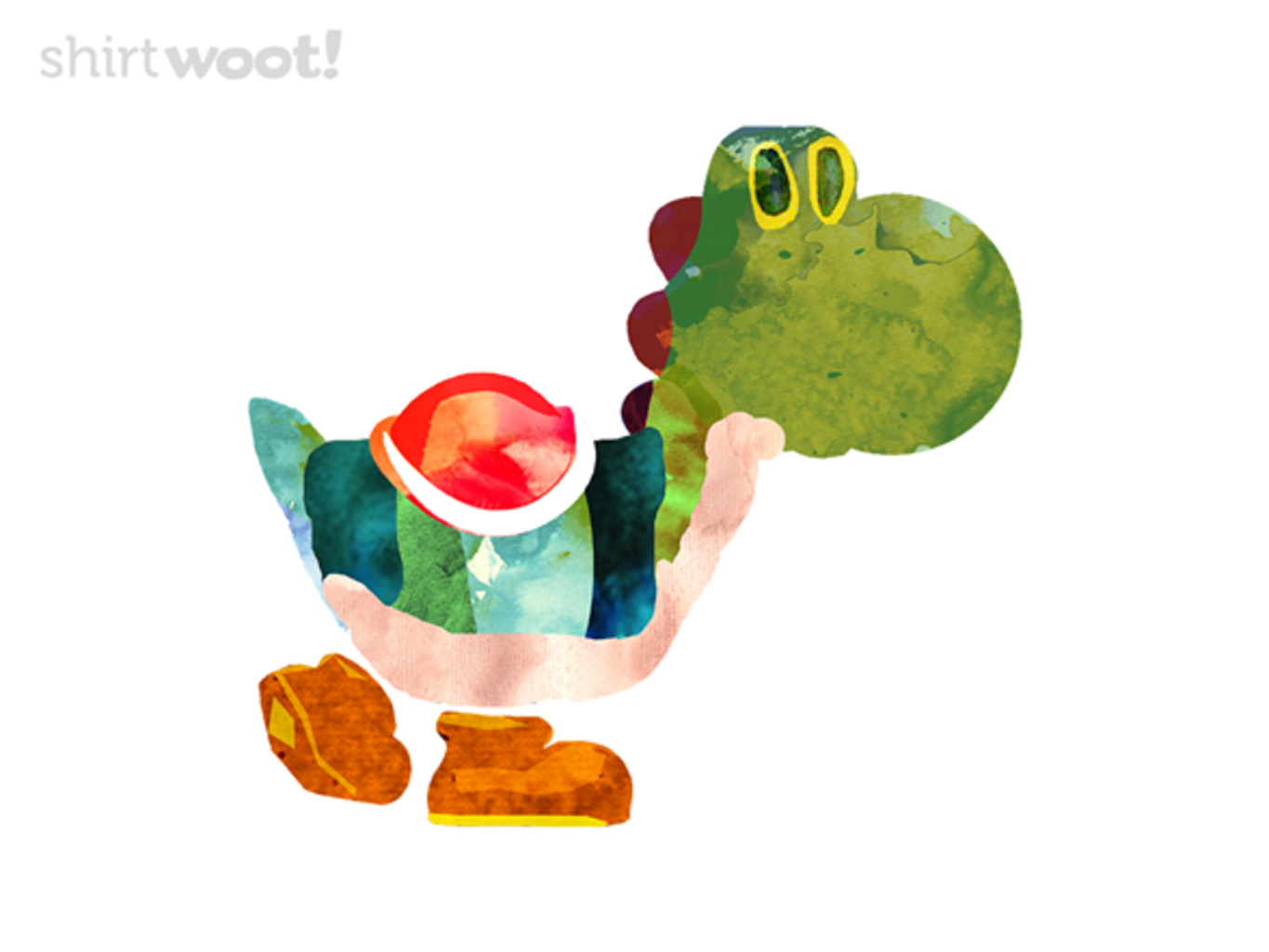 Woot!: The Very Hungry Dinosaur - $15.00 + Free shipping