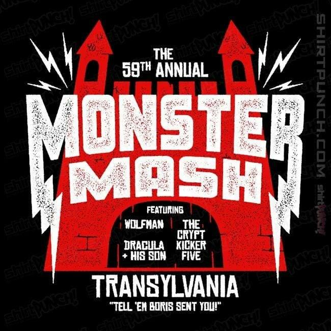 ShirtPunch: Monster Mash