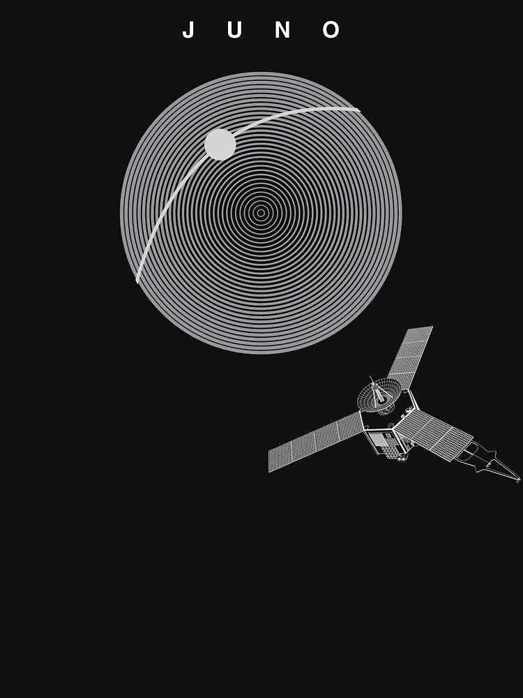 RedBubble: MISSION JUNO: NASA Space Probe