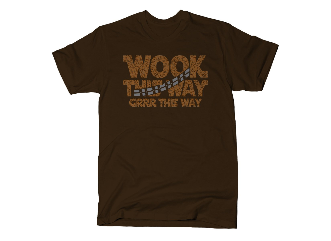SnorgTees: Wook This Way