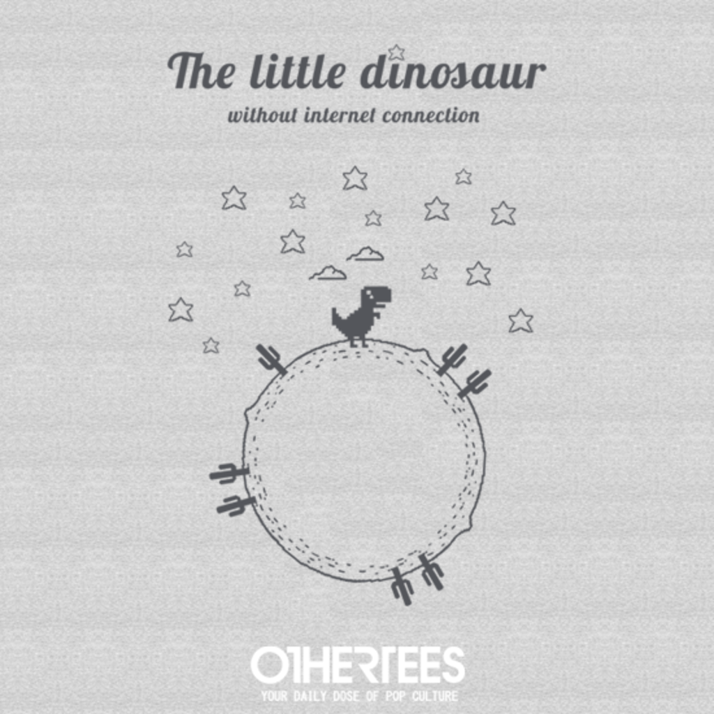 OtherTees: The little dinosaur