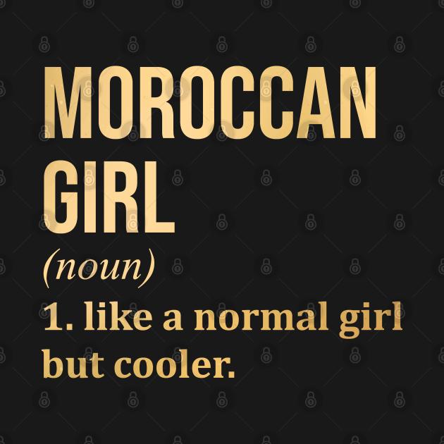 TeePublic: Moroccan