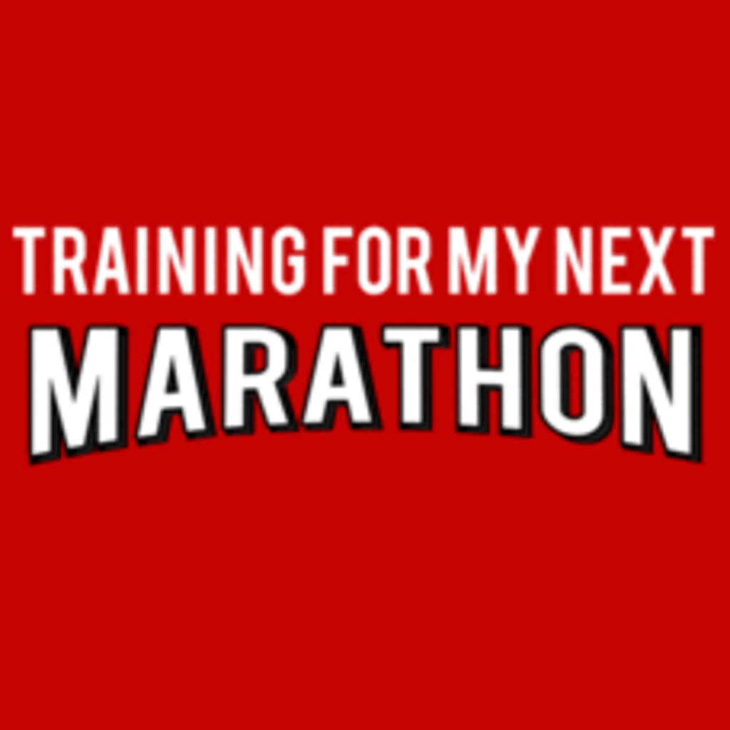Textual Tees: Training for My Next Marathon
