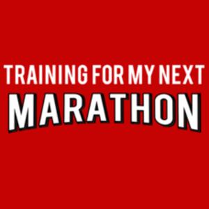 Textual Tees: Training for My Next Marathon