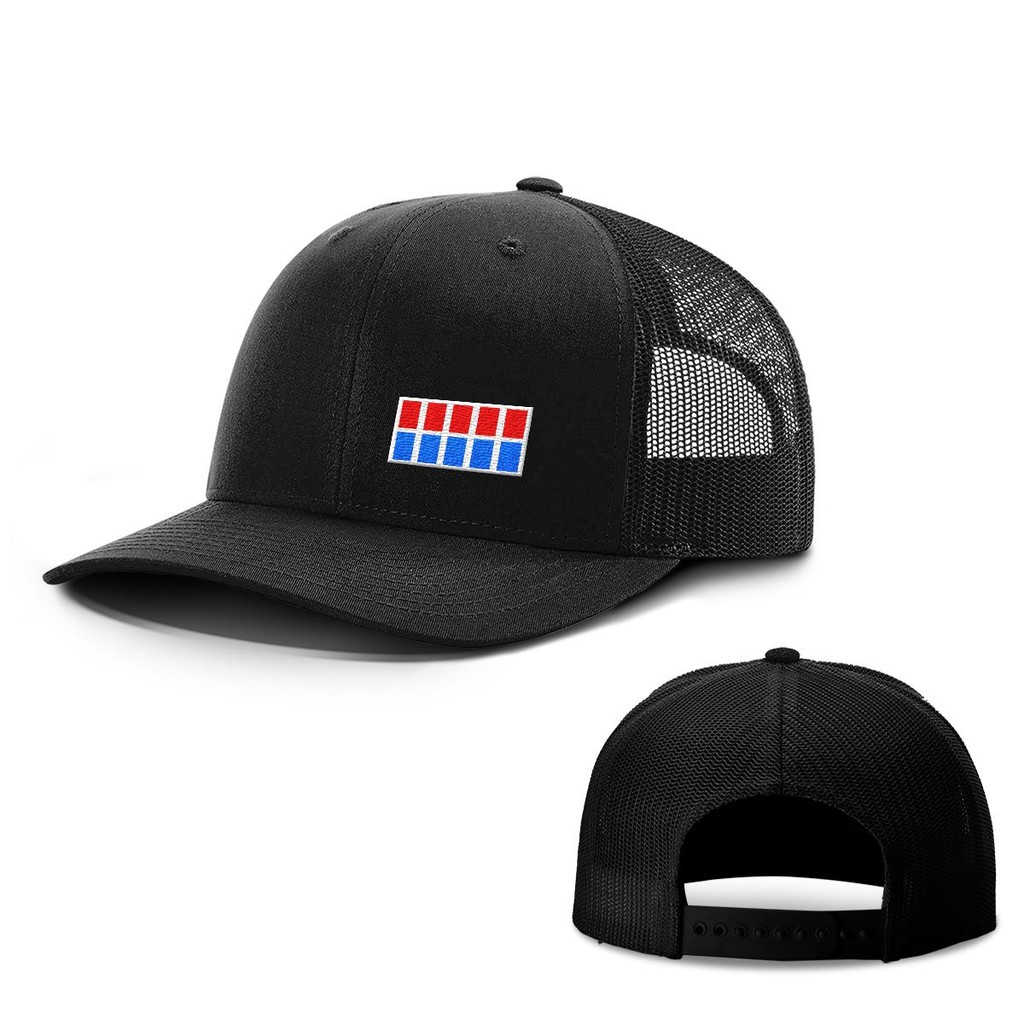 BustedTees: Imperial Officer Hats