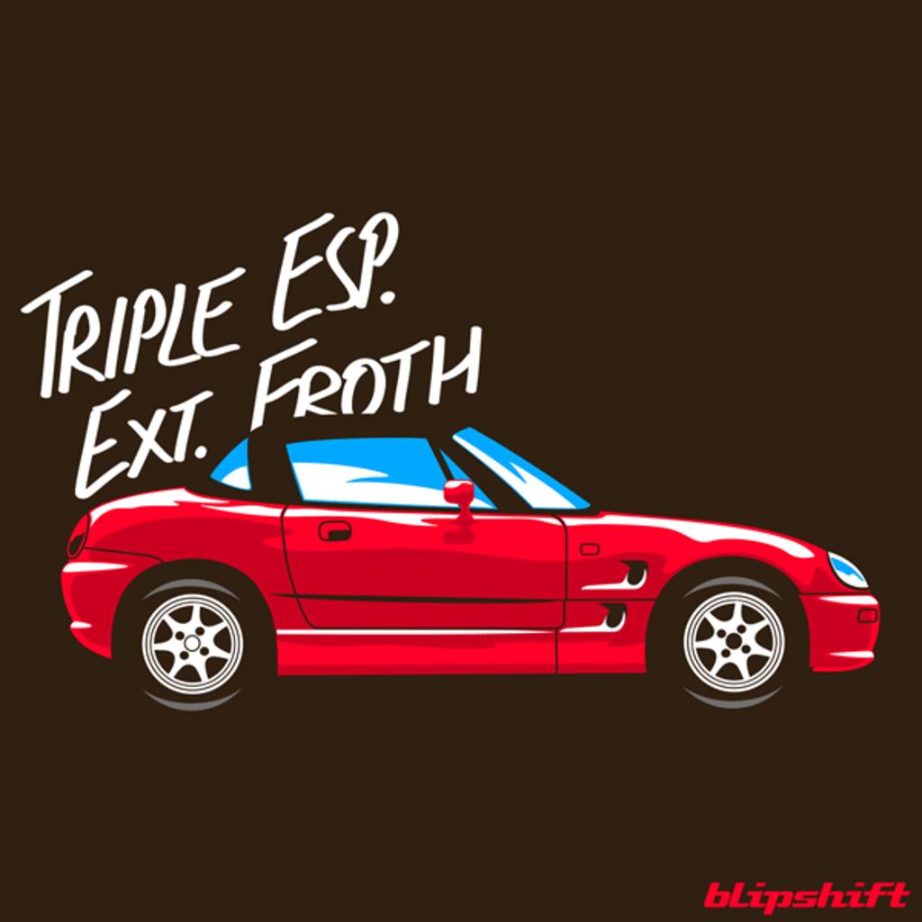 blipshift: Triple Shot