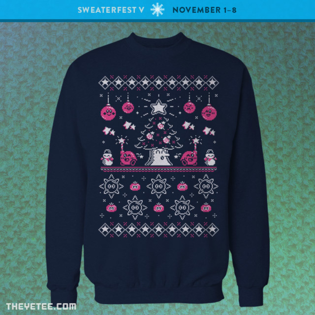 The Yetee: Superstar Sweater