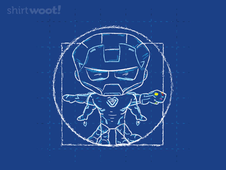 Woot!: VertruvIRON MAN