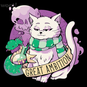 Woot!: Ambitious Cat