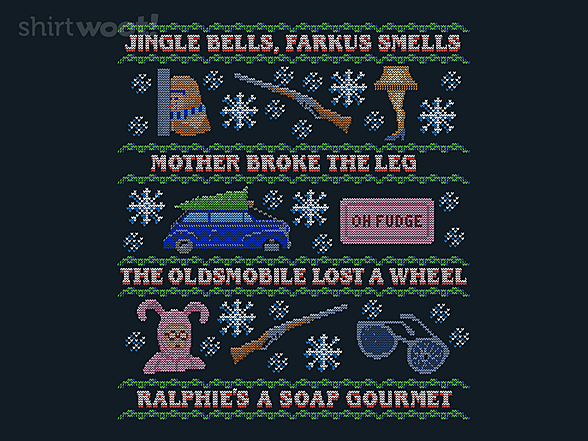 Woot!: Ugly Holiday Sweater: 2019